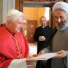 رهبر كاتوليك هاى جهان خواهان آزادى مذهب و عقيده در ايران شد