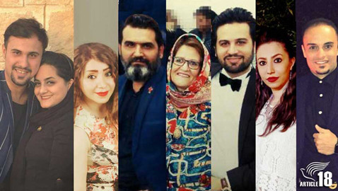 هشت نوکیش مسیحی از جمله پنج نفر از اعضای یک خانواده در بوشهر بازداشت شدند