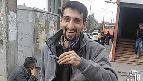 ابراهیم فیروزی، نوکیش مسیحی، پس از پایان دوران محکومیت از زندان آزاد شد