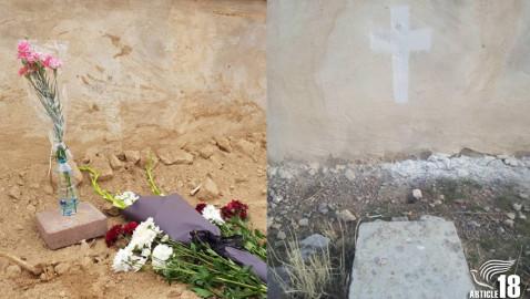 تخریب محل دفن حسین سودمند؛کشیشی که به اتهام ارتداد اعدام شد
