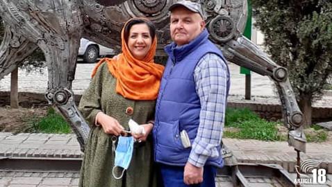 احضار زوج نوکیش مسیحی برای تحمل مجموعا ده سال حبس
