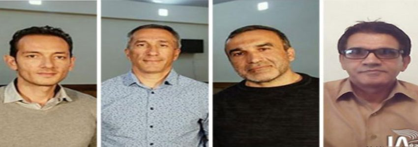 10-year prison sentences upheld for four Christians