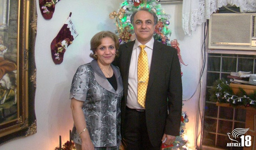 Iranian pastor and wife fled after threat of execution for apostasy