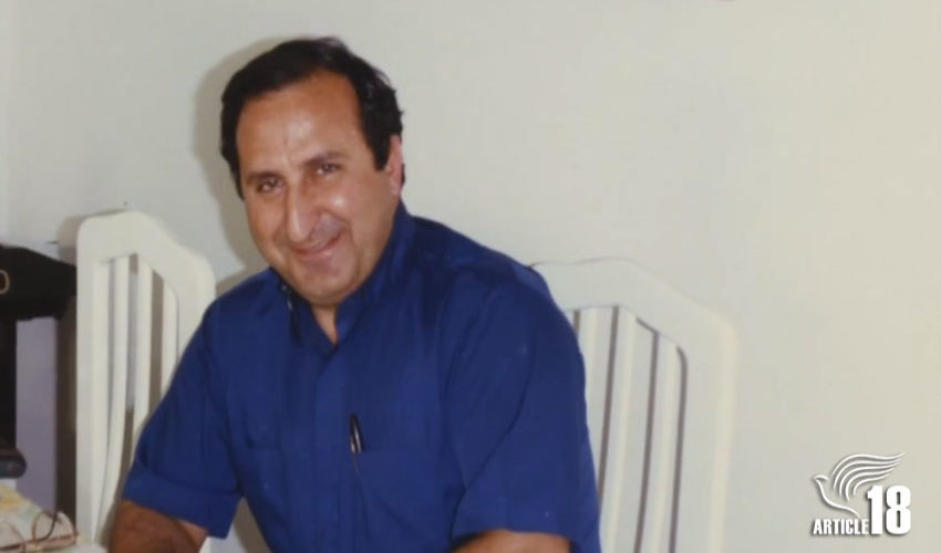 25 years since Haik Hovsepian's murder