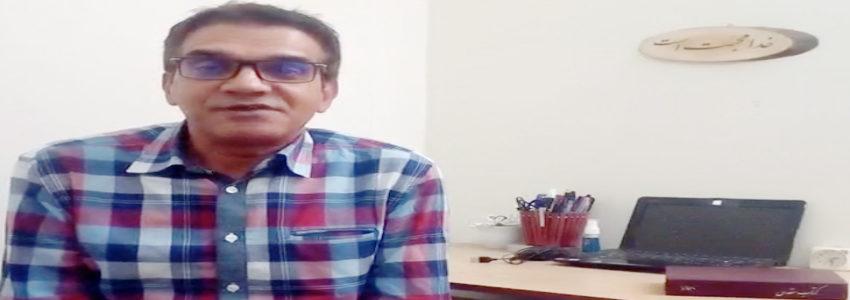 1 year since Nasser Navard Gol-Tapeh began sentence