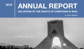 Violations of the rights of Christians in Iran in 2018