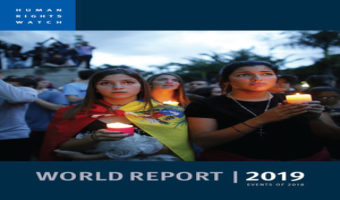 Human Rights Watch World Report 2019