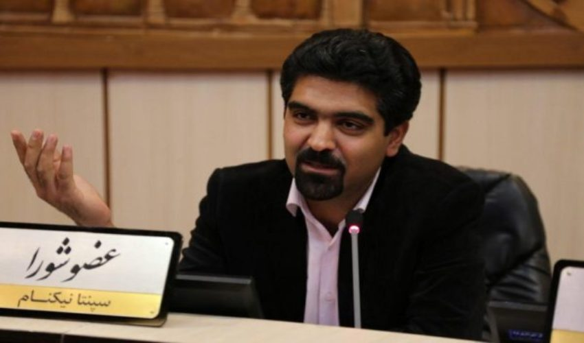 Zoroastrian allowed back on to Yazd City Council