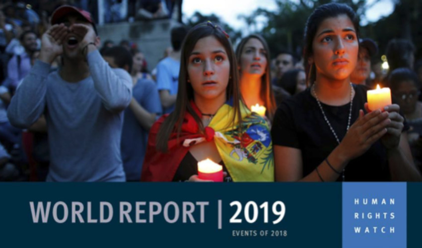Imprisonment of 37 Christian converts highlighted by Human Rights Watch