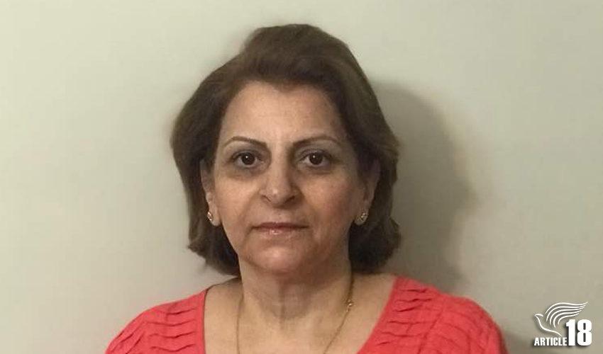 Shamiram Issavi's appeal postponed until after Nowruz