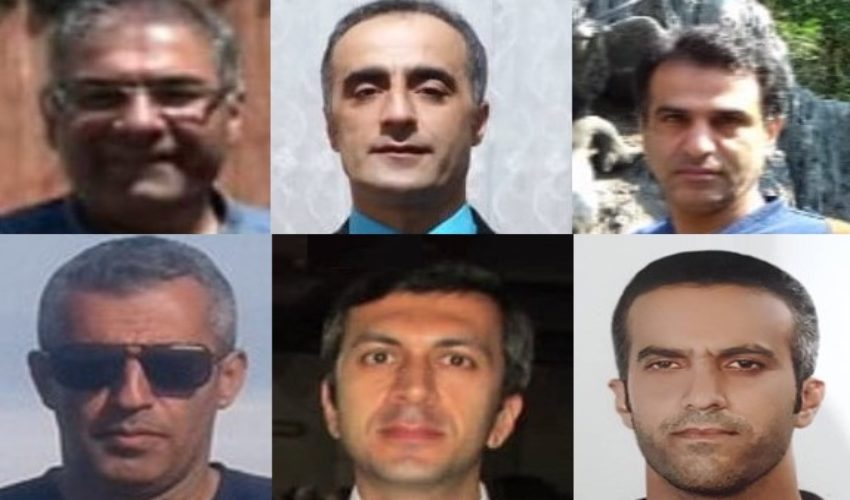 Seven Rasht Christians released on bail, two detained