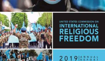 US Commission on International Religious Freedom 2019 Annual Report
