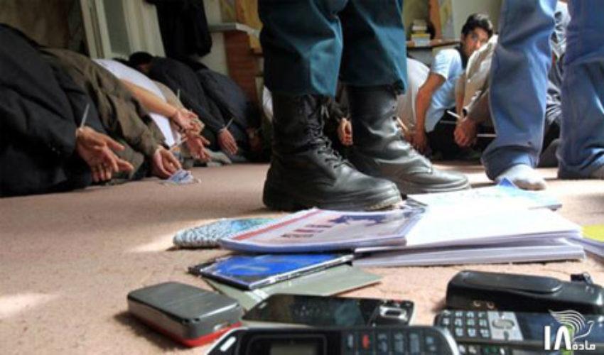 Eight arrested at Karaj house church