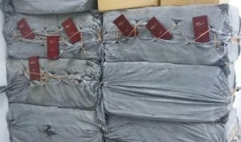 Revolutionary Guards publish photographs of confiscated Christian items
