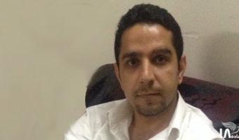 Vahid Hakkani freed after three years in prison