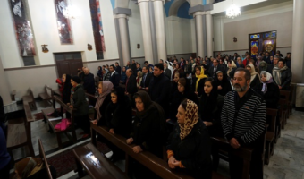 'Systemic and institutionalised' persecution of Christians in Iran
