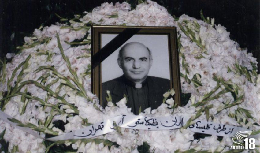 25 years since murder of church leader and Bible translator Tateos Michaelian