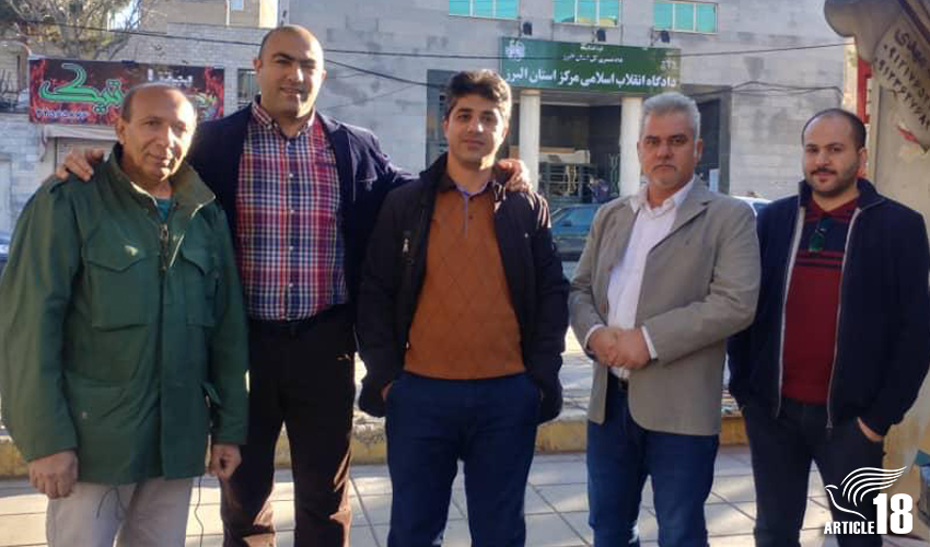 Karaj converts begin jail sentences