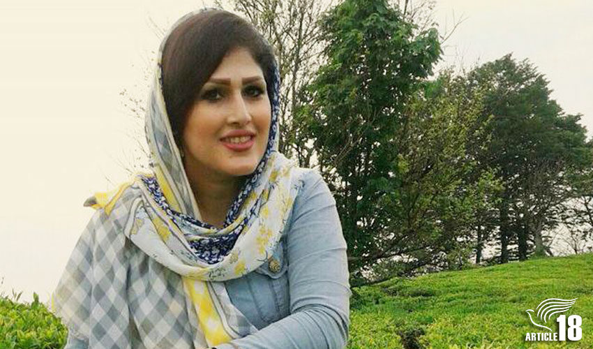 Fatemeh Bakhteri begins one-year jail sentence