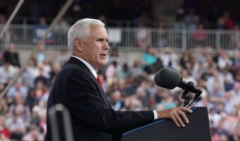 US Vice President 'appalled' at sentencing of 61-year-old woman convert