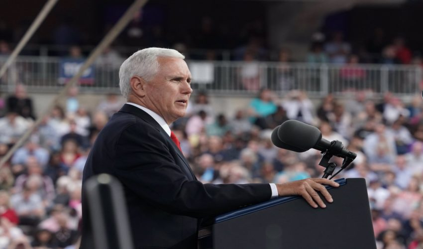 US Vice President 'appalled' at sentencing of 62-year-old woman convert