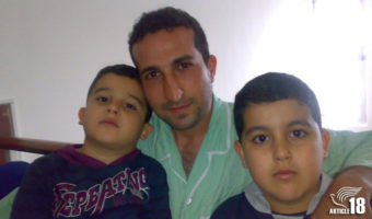 Yousef Nadarkhani goes on hunger strike as son barred from school