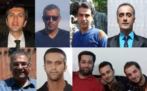 Nine Christian converts given five-year sentences