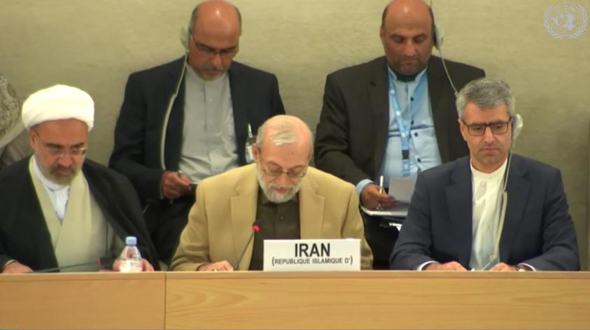 Iran's religious freedom failings laid bare at UN