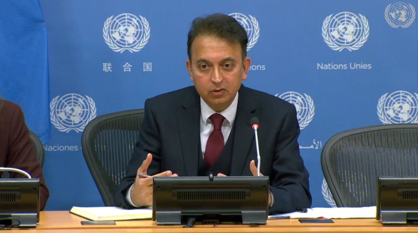 UN rapporteur calls for 'immediate and unconditional' release of religious prisoners of conscience