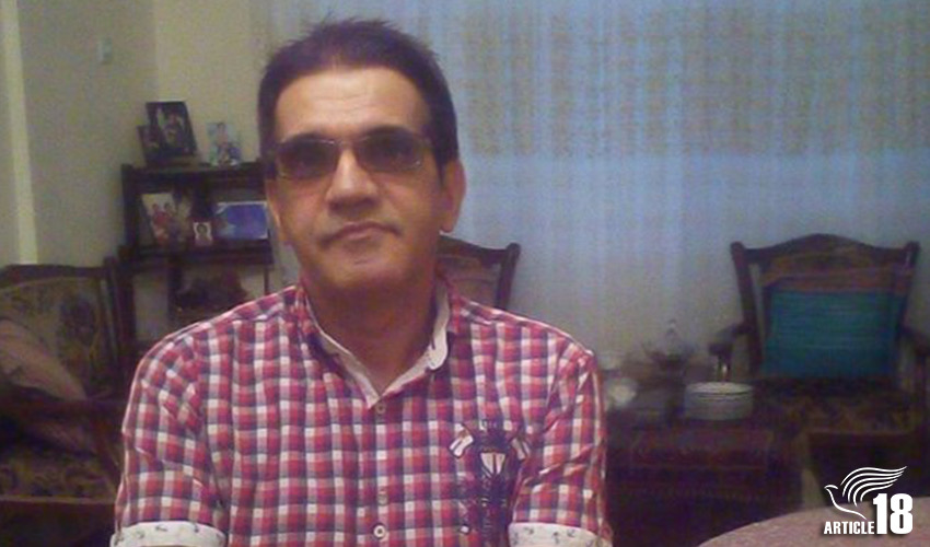 Nasser Navard Gol-Tapeh's request for conditional release rejected