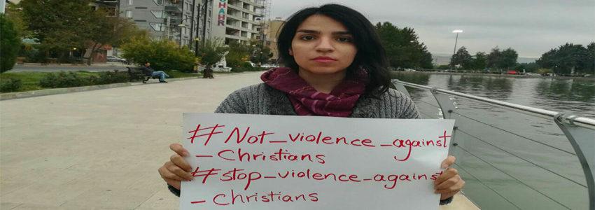 Iranian Christian activist kicked out of university