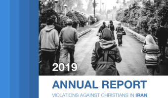 Exile and pressure on family members as violations of Christians' rights continued in 2019