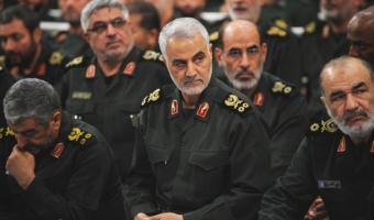 The Revolutionary Guards, Iran's chief instrument of repression