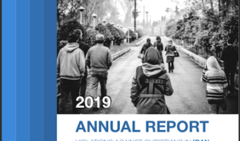 Violations against Christians in Iran in 2019