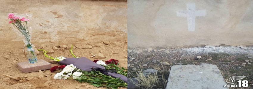 Iran bulldozes grave of pastor executed for apostasy