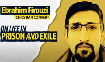 Ebrahim Firouzi on life in prison and exile