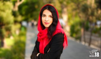 Mary Mohammadi given suspended prison sentence and lashes
