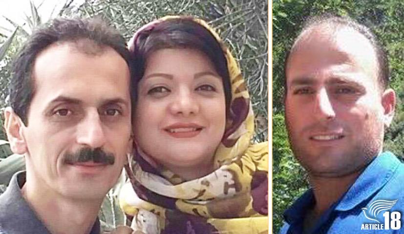 Prison sentences for Rasht converts