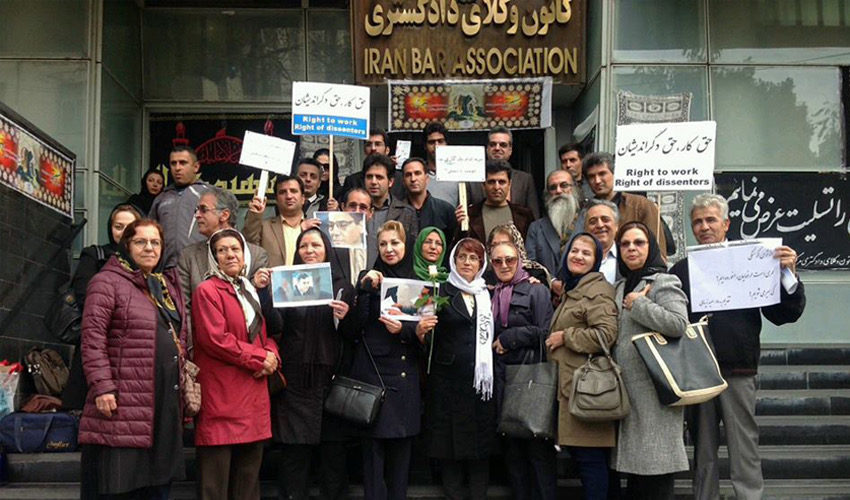 Iran seeks to further clamp down on 'obstacle' of human rights lawyers