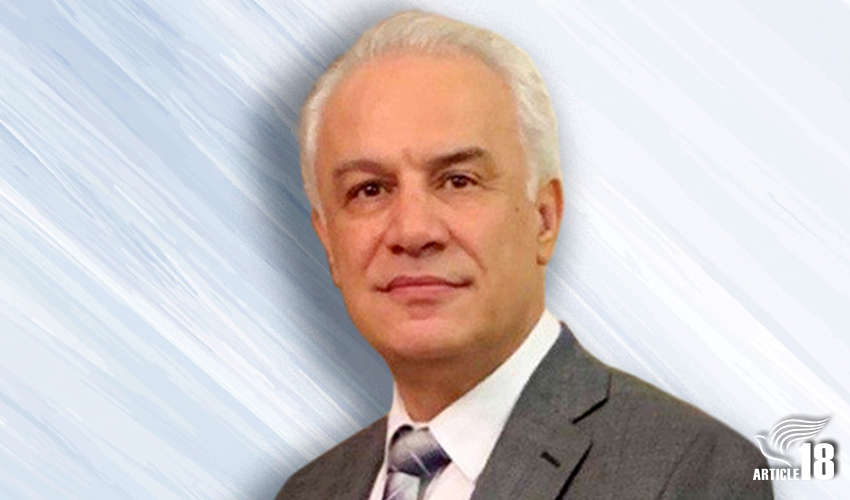Unprecedented bail demand for Iranian-Armenian house-church leader