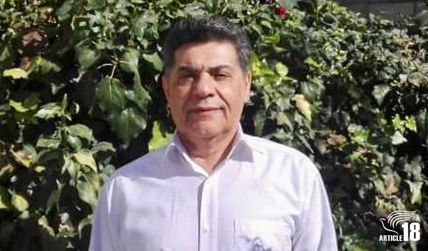 Ismaeil Maghrebinejad faces prison as final appeals fail