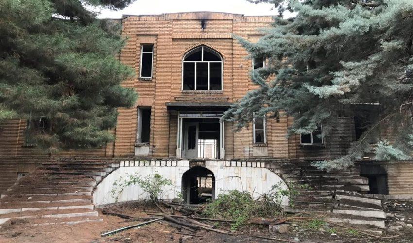 Former missionary hospital saved from demolition