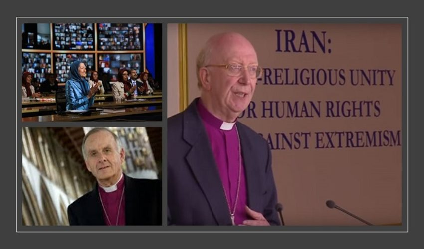 Iranian church leaders condemn UK bishops' endorsement of opposition group