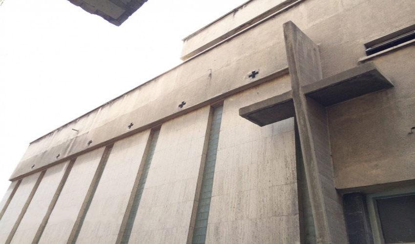 Tehran church with giant cross demolished
