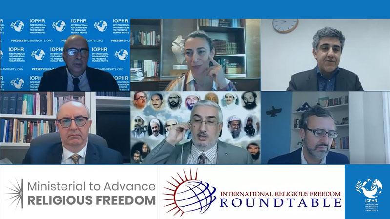 'Iran's religious minorities facing greatest threat since revolution'
