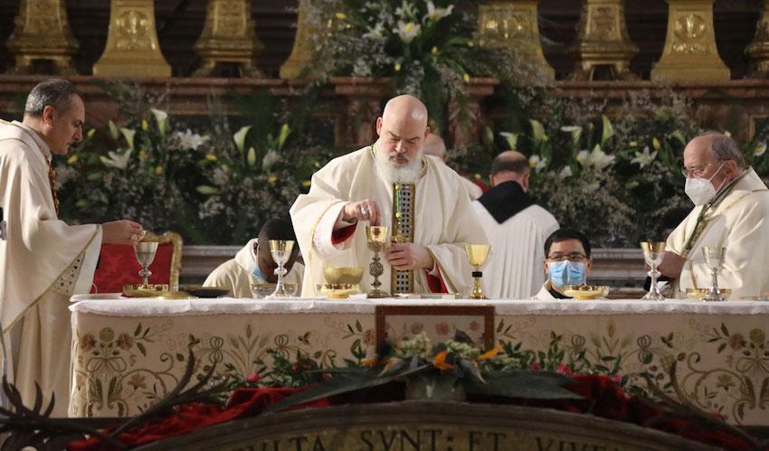 Iran's Catholics welcome new archbishop after six-year hiatus