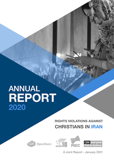 Annual Report: Rights Violations Against Christians in 2020