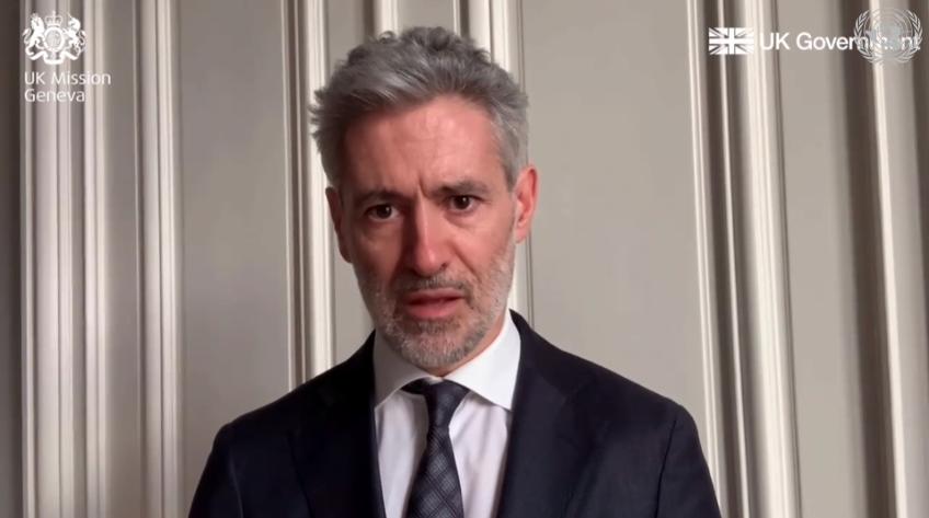 UK ambassador calls on Iran to end persecution of Christian converts