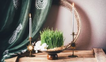 Christian prisoner of conscience's Nowruz poem