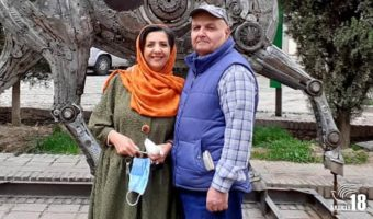Drop the charges against Iranian Christian with Parkinson's disease